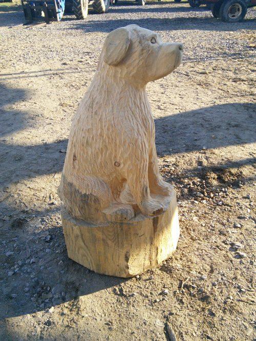Labrador Retriever, unpainted