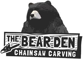 Bear Den Carvings