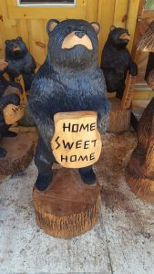 4′ home sweet home bear